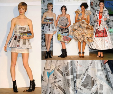 newspaperfashion