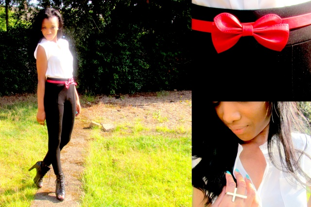 Red, White and Black